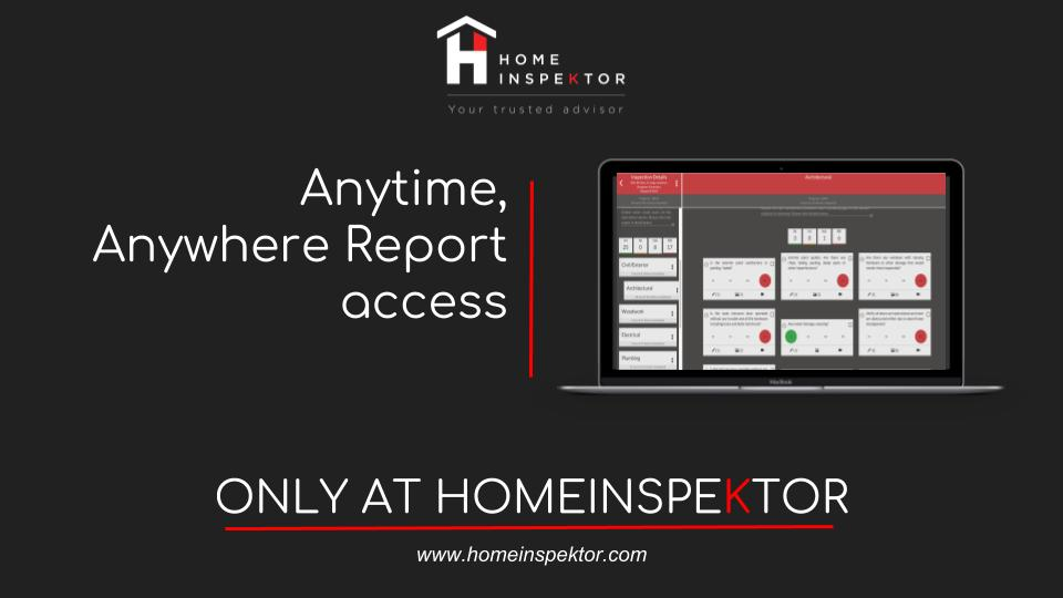 Anytime, anywhere Report access