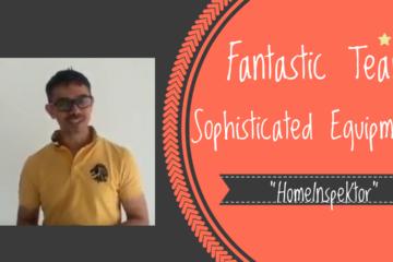 HomeInspeKtor testimonial Prasad BRIGADE LAKEFRONT