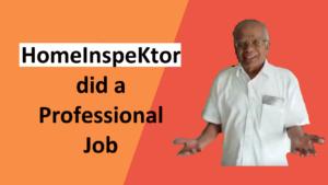 HomeInspeKtor Testimonial Janaki's father BRIGADE LAKEFRONT