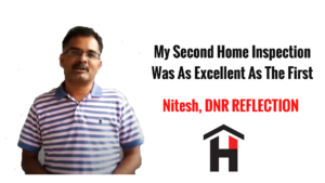 HomeInspeKtor Testimonial Nitesh DNR Reflection