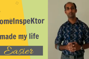 HomeInspeKtor testimonial Manish REPUBLIC OF WHITEFIELD