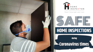 Safe home inspections during covid times