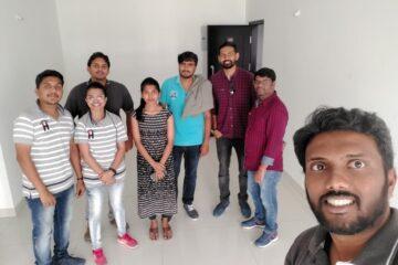HomeInspeKtor customer Vijay ahad builders