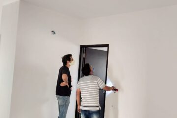 Home Inspection - Walls