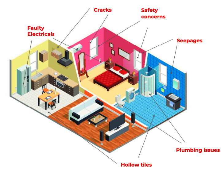 Home inspection issues