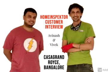 Avinash - Customer Interview - Casagrand Royce