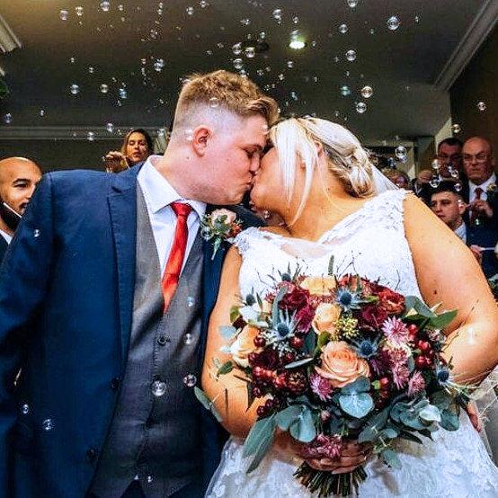 Milton Keynes wedding.
