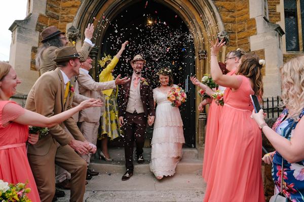 Kettering, Northamptonshire, Wedding