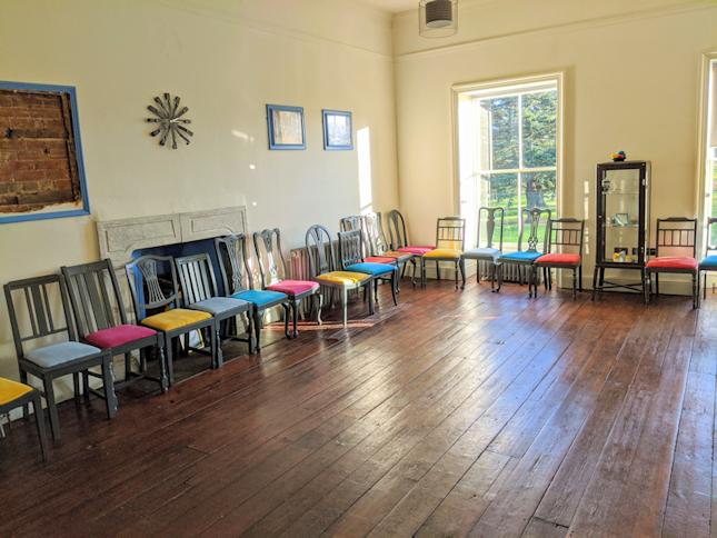 Function Room for a Wedding Reception, Delapre Abbey, Northampton