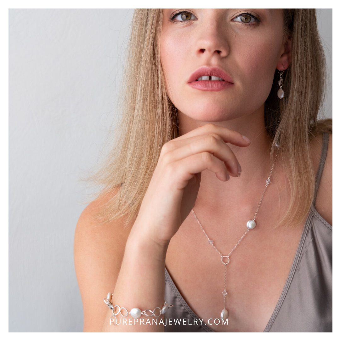 Portfolio_Instagram_Pure Prana Jewelry_Blond_Pearls Set