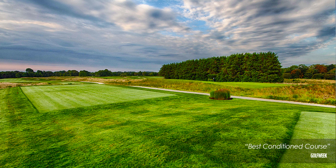 A Photo Of A Fairway At One Of The Courses Located At Newport National Golf Club In Middletown, RI