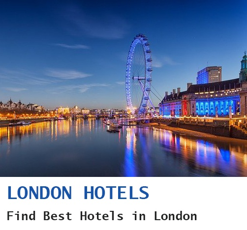 Find the best Hotels in London