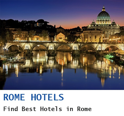Find the best Hotels in Rome