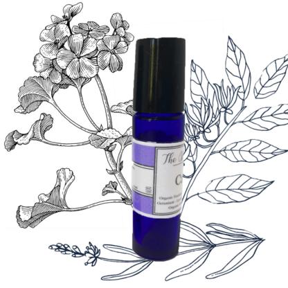 Calm essential oil geranium lavender llyang llyang
