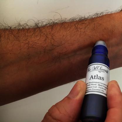 Atlas roll-on wrist
