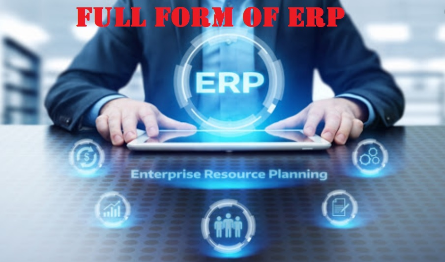 what is the full form of ERP
