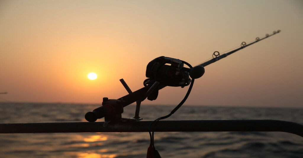 Power-Assisted Electric Deep Sea Fishing Reels