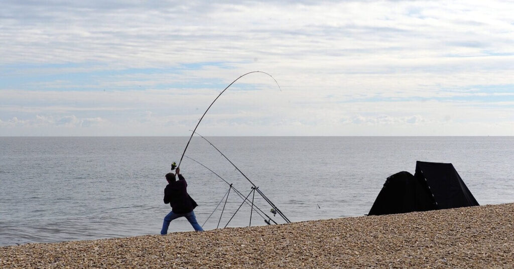 Rent Fishing Tackle Near Me