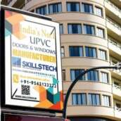 Modern uPVC Windows Installation in Coimbatore