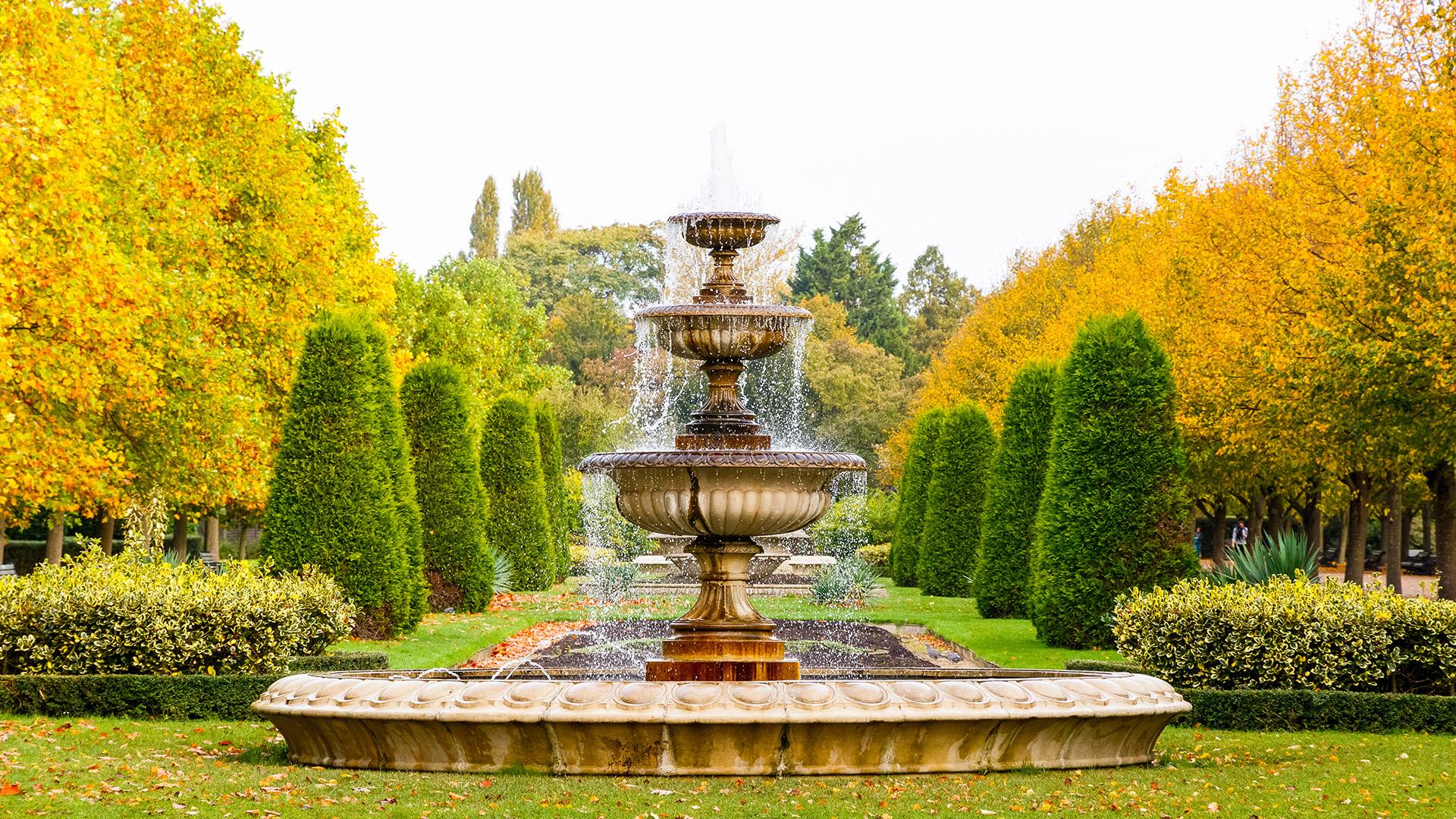 Regents Park, London