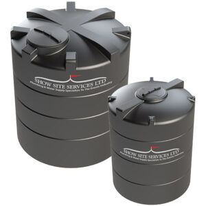 2500 and 5000 litre fresh water tanks