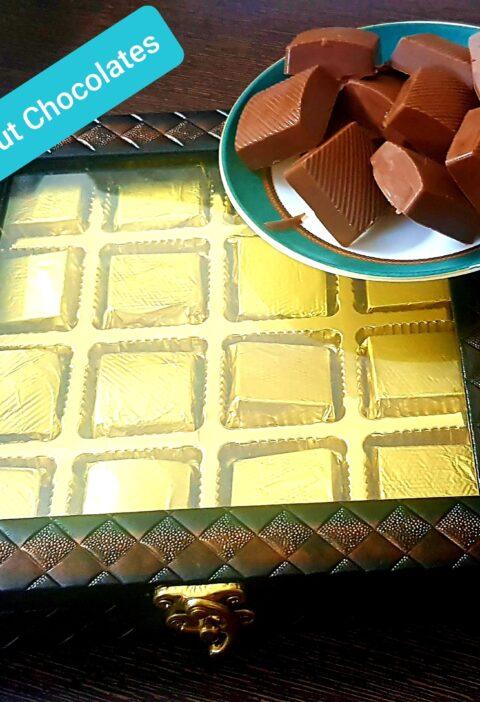 caramel peanut chocolate