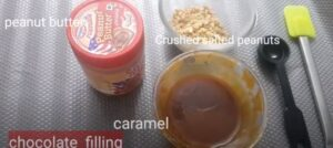 Chocolate filling ingredients