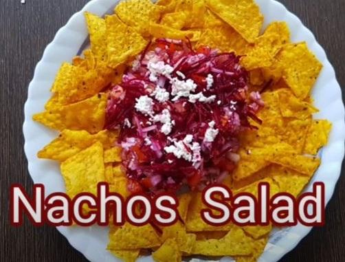 Gluten Free Nachos Salad