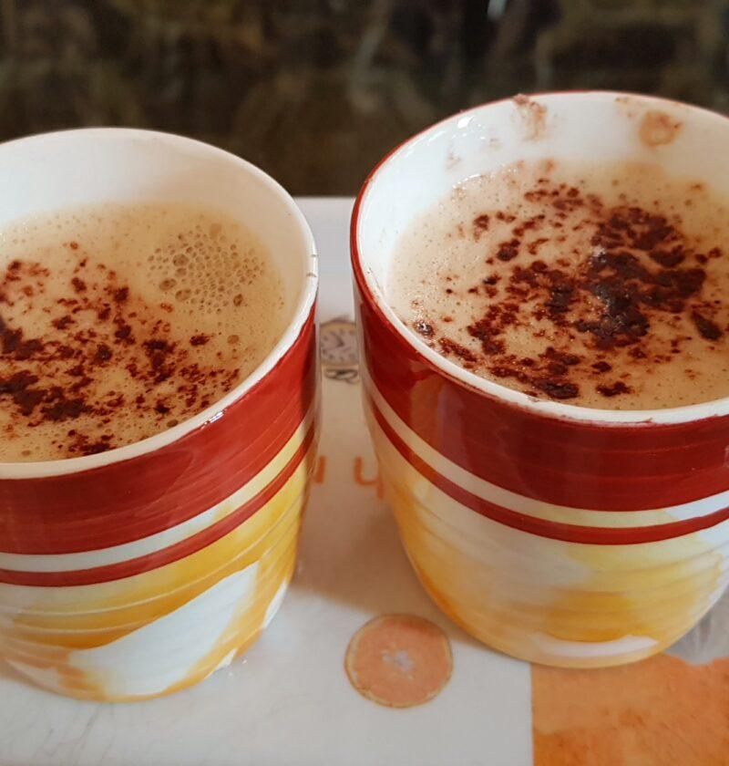 Without machine Coffee Recipe