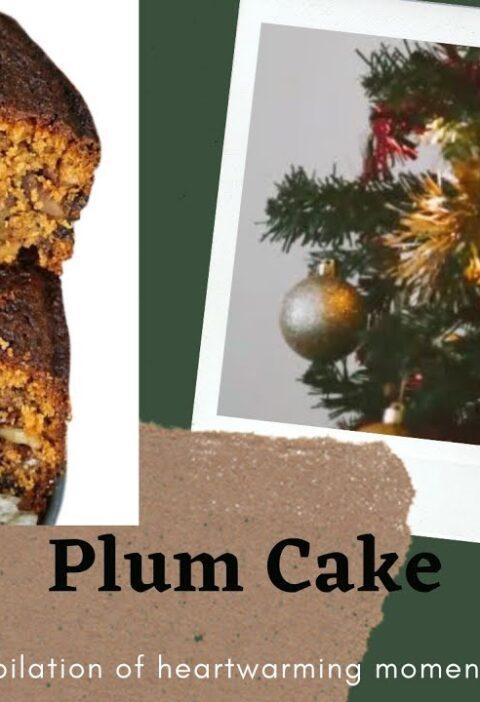 plum cake recipe
