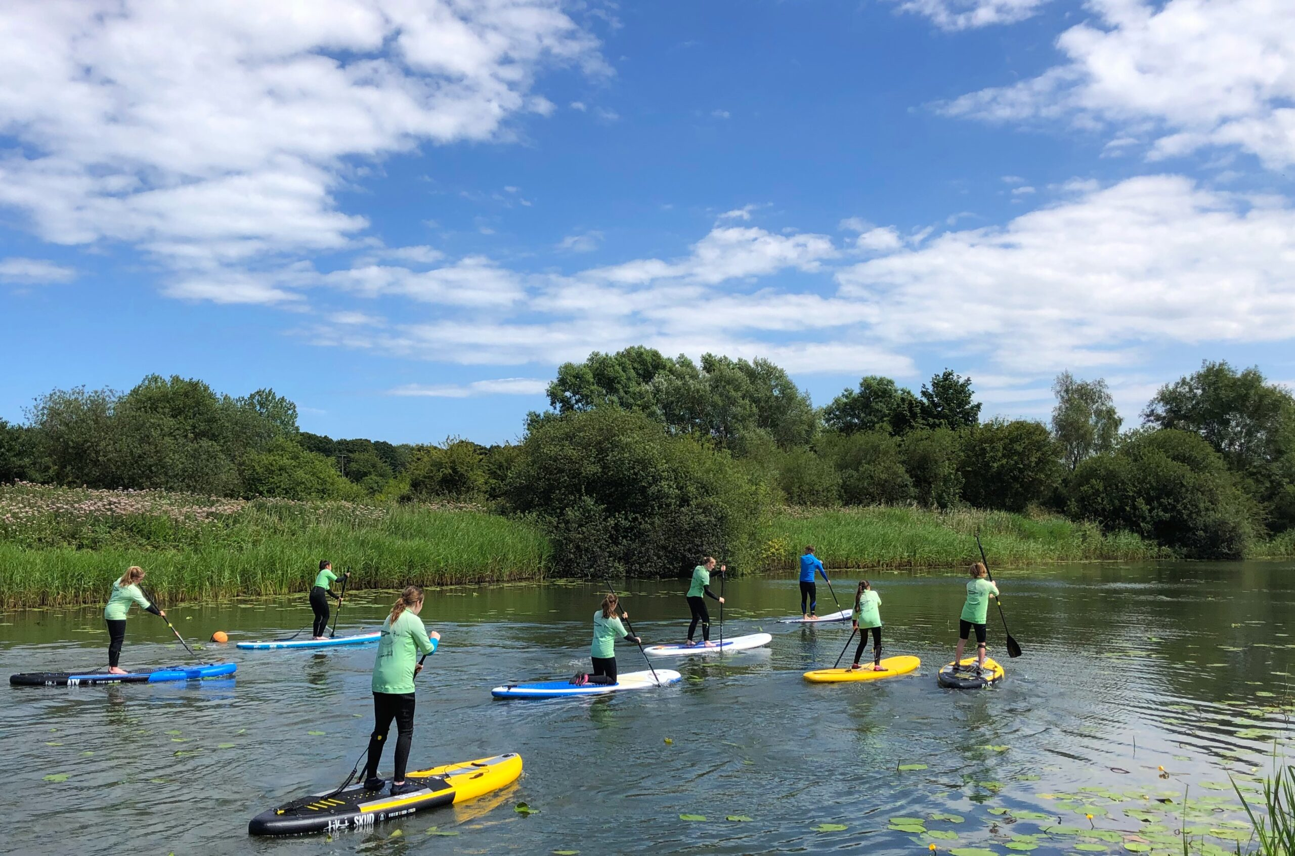 Inland SUP Lessons Main pic