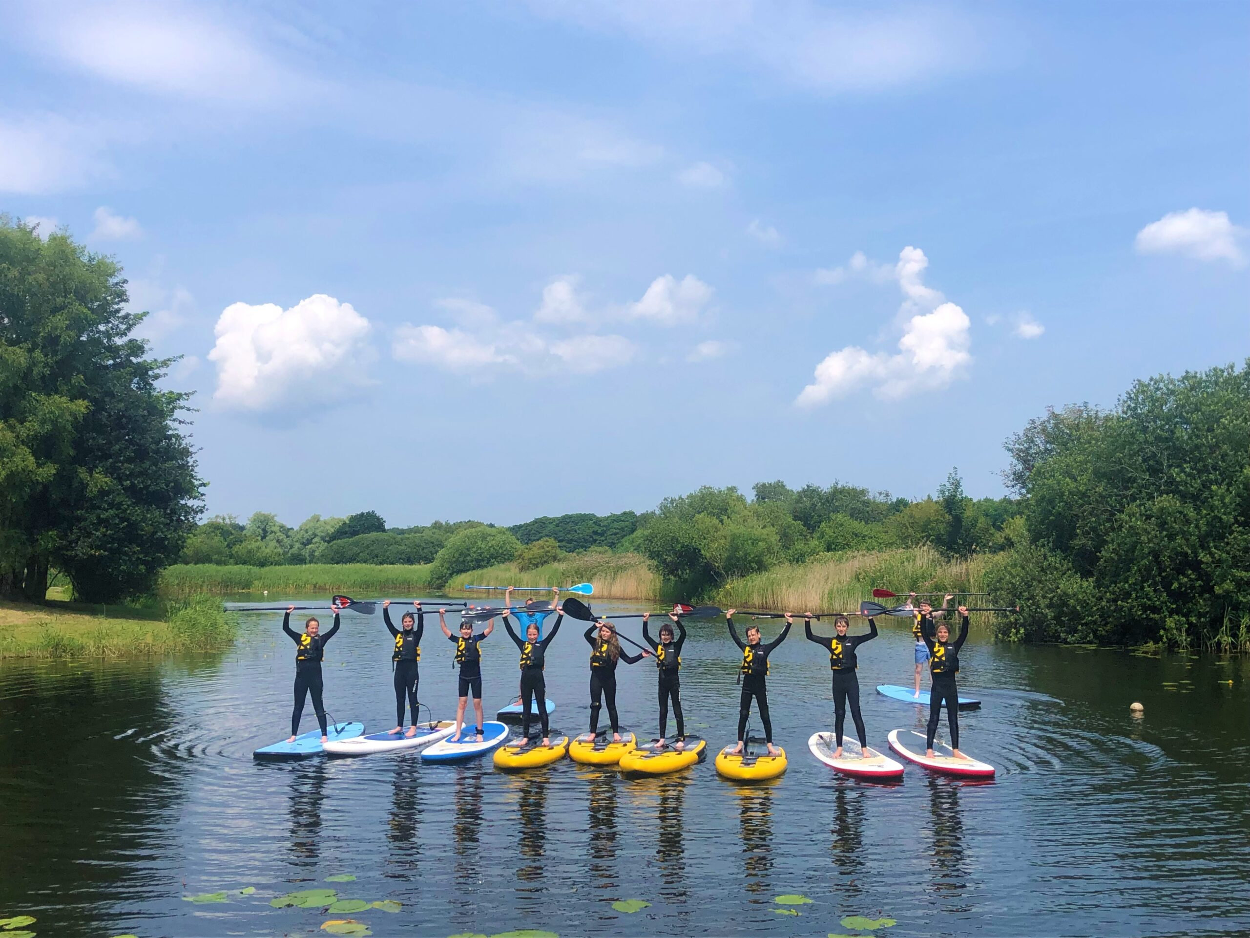 Inland SUP Lessons second pic