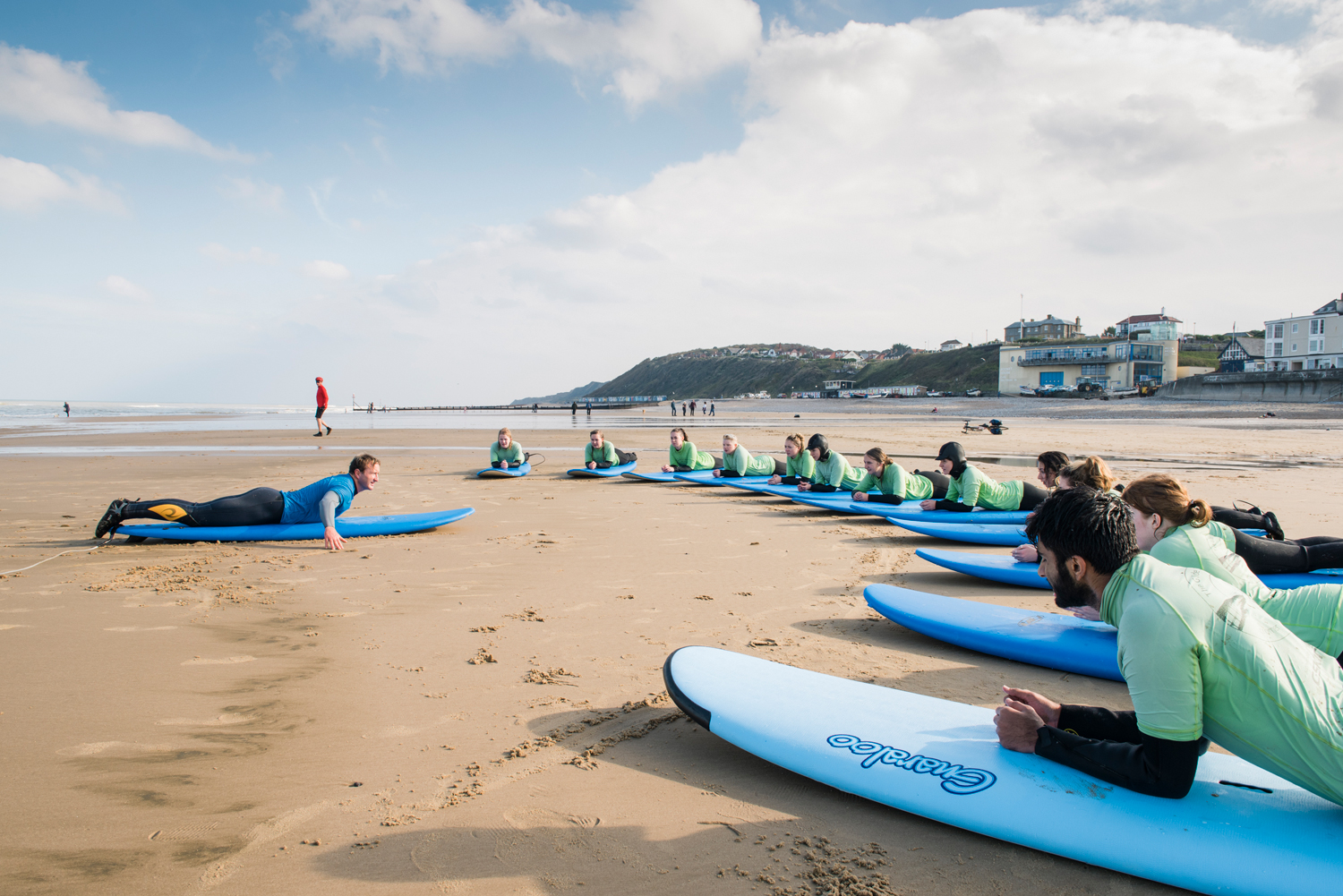 Surf lessons main