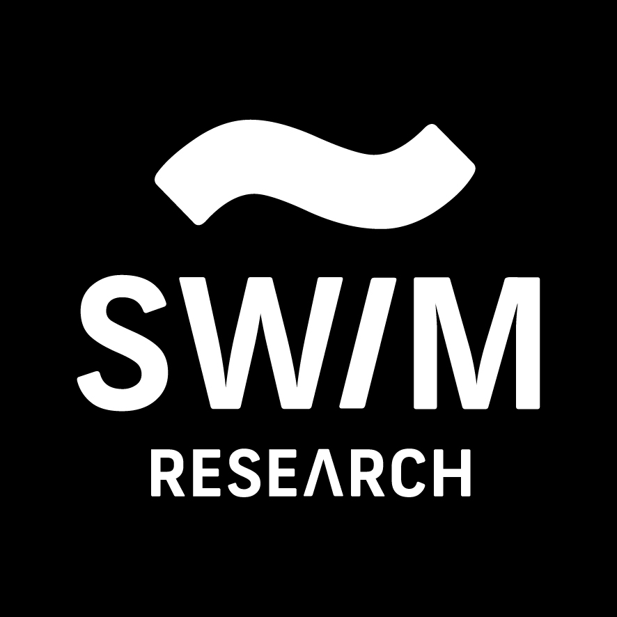 Swim Research Corporate White on Black -01