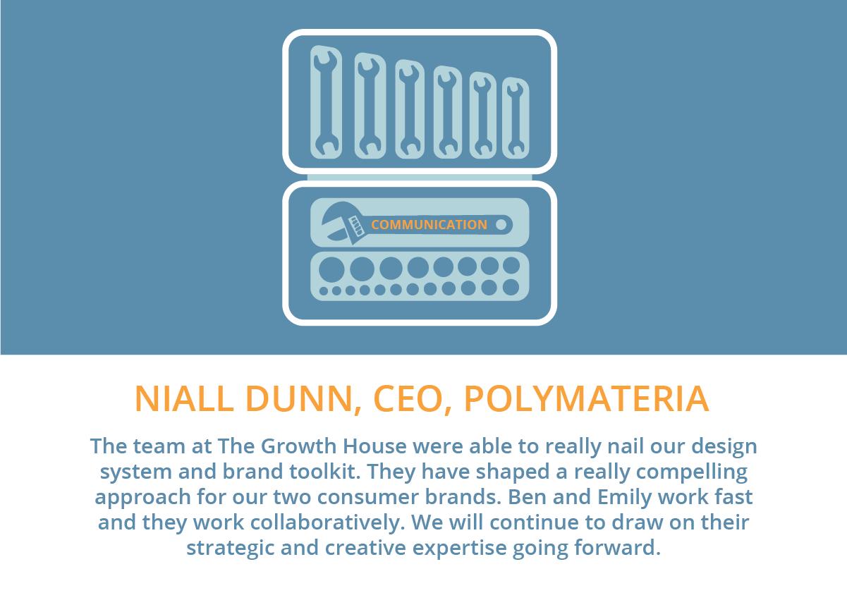 Strategic and creative expertise
