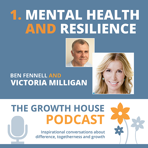 The Growth House Podcast - Mental Health and Resilience