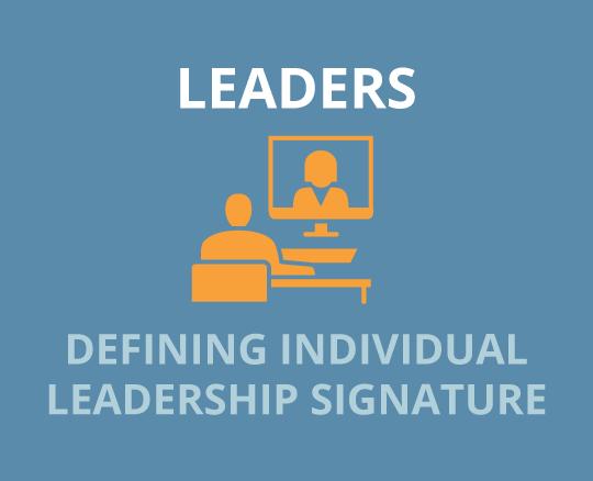 Leadership Signature
