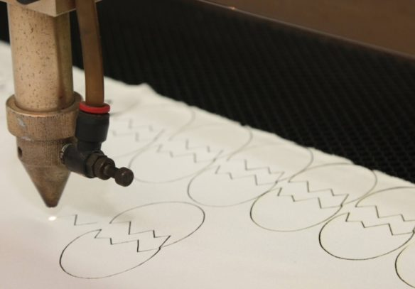 Cutting - laser