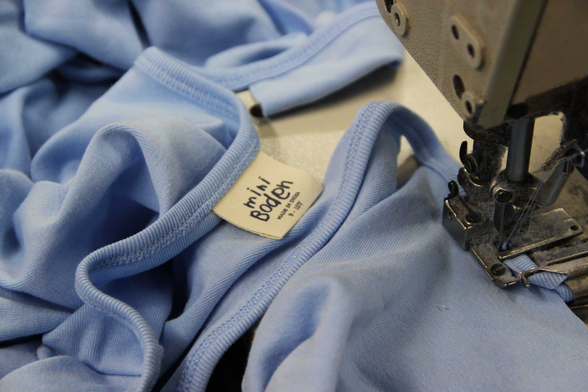 mini boden apparel manufacturing