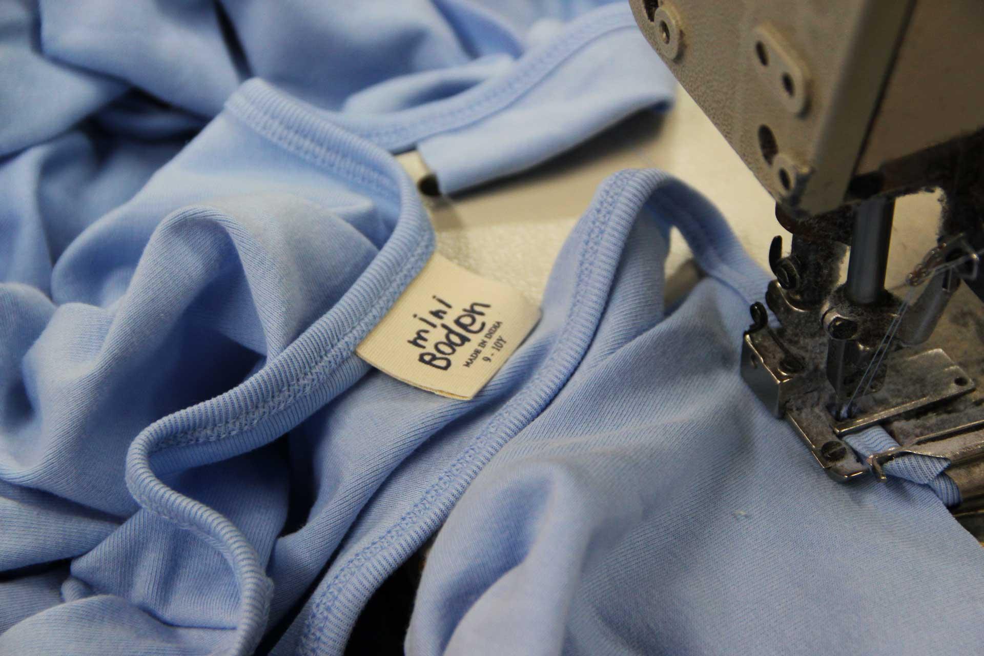 mini boden apparel manufacturing