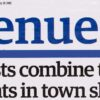 Headline for Royston Crow article about LIFE Exhibition, a group exhibition featuring work by Leigh