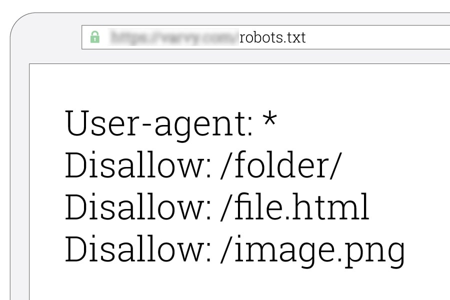 Disallow in robots.txt