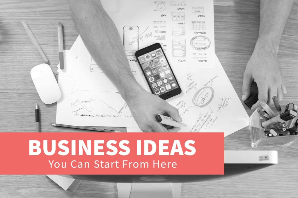 Tips to consider before carrying out idea/product development