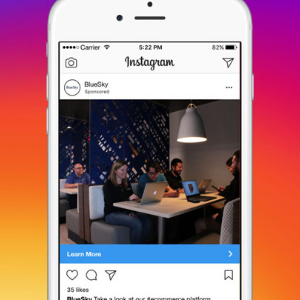 Instagram Ads formats