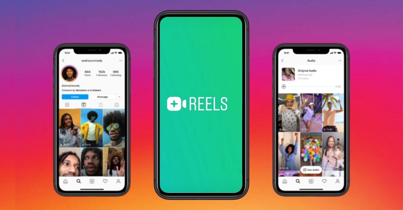 What is Reels on Instagram ?