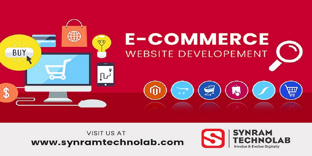 E-commerce Web development Company