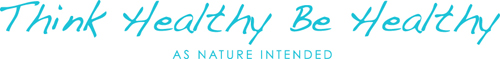 Think Healthy Be Healthy Logo