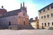Seaside and Volterra Motorcycle Tour - Massa Marittima Duomo