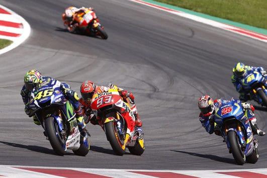 MotoGP Experience motorcycle tour - racing