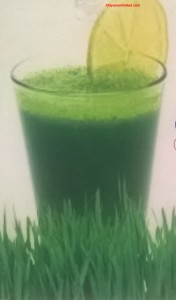 Wheatgrass juice for skin, hair and weight loss
